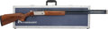Shotgun:Double Barrel, Cased German Krieghoff GMBH ULM Over & Under Shotgun.. ...