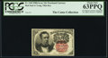 Fractional Currency:Fifth Issue, J.N. Huston Courtesy Autograph Fr. 1265 10¢ Fifth Issue PCGS Choice New 63PPQ.. ...