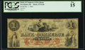 Obsoletes By State:Rhode Island, Providence, RI- Bank of Commerce in Providence $1 Dec. 1, 1864 G2b Durand 1026 PCGS Fine 15.. ...