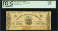 Pearisburg, VA- Bank of the Old Dominion $2.50 May 1, 1862 G38 PCGS Very Fine 25