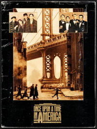 """Once Upon a Time in America (Warner Bros., 1984). Very Fine-. Presskit (9"""" X 12"""") with Photos (25) (Approx. 8&..."""