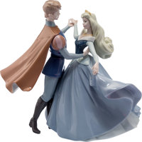 """Sleeping Beauty's Dance"" Disneyana Convention Exclusive Limited Edition Figurine #33/1000 (Walt Disney/Lladro..."