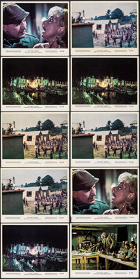 The Dirty Dozen & Other Lot (MGM, 1967). Overall: Fine/Very Fine. Color Photos (52), Photos (2), & Color Photo S...