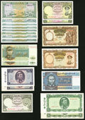 An Excursion to Burma and Cambodia. Very Fine or Better. ... (Total: 45 notes)