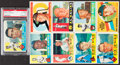 Baseball Cards:Lots, 1960 Topps Baseball Collection (192). ...