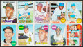 Baseball Cards:Lots, 1967 to 1969 Topps Baseball Collection (281)....