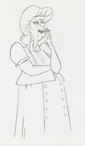 Animation Art:Production Drawing, Atlantis: The Lost Empire Mrs. Packa...