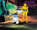 Animation Art:Seriograph, Star Wars: Droids - The Adventures of R2-D2 and C-3PO Limited Edition Sericels Group of 2 (Lucasfilm/ W...