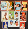 Baseball Cards:Lots, 1949 to 1955 Bowman Baseball Collection (71)....
