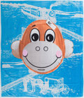 Collectible, Jeff Koons X Art Production Fund. Works on Whatever, towel, 2008. Cotton towel. 60 x 70 inches (152.4 x 177.8 cm). Publi...
