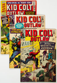 Kid Colt Outlaw #118-139 Near Complete Range Group of 57 (Marvel, 1964-68) Condition: Average GD/VG.... (Total: 57 )