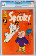 Silver Age (1956-1969):Humor, Spooky #64 File Copy (Harvey, 1962) CGC NM/MT 9.8 Off-white to white pages....