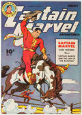 Golden Age (1938-1955):Superhero, Captain Marvel Adventures #51 (Fawcett Publications, 1946) Condition: VF+....