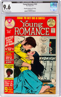 Bronze Age (1970-1979):Romance, Young Romance #183 Murphy Anderson File Copy Pedigree (DC, 1972) CGC NM+ 9.6 Off-white to white pages....