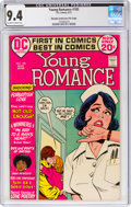 Bronze Age (1970-1979):Romance, Young Romance #185 Murphy Anderson File Copy Pedigree (DC, 1972) CGC NM 9.4 Off-white to white pages....