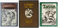 Artist Edition Books Group of 3 (IDW/Genesis West, 2012-17).... (Total: 3 Items)