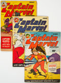 Golden Age (1938-1955):Superhero, Captain Marvel Adventures #30-32 Group (Fawcett Publications, 1943-44).... (Total: 3 Comic Books)