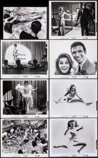 """The Swinger (Paramount, 1966). Fine/Very Fine. Photos (23) & Behind-The-Scenes Photo (6.5"""" X 9"""" & 8&qu..."""