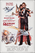 "Movie Posters:James Bond, Octopussy (MGM/UA, 1983). Rolled, Very Fine+. One Sheet (27"" X 41"") Advance, Style A. Dan Goozee Artwork. James Bond.. ..."