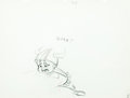 Animation Art:Production Drawing, What's Opera, Doc? Elmer Animation Drawing (Warner Brothers, 1957)....