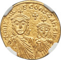 Ancients:Byzantine, Theophilus (AD 829-842), with Michael II Armorian and Cons...