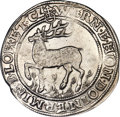 German States:Stolberg-Stolberg, German States: Stolberg-Stolberg. Wolfgang Georg Taler 1626-CZ MS63 NGC,...