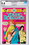 Bronze Age (1970-1979):Romance, Young Romance #208 Murphy Anderson File Copy Pedigree (DC, 1975) CGC NM 9.4 Off-white to white pages....