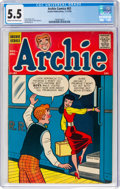 Silver Age (1956-1969):Humor, Archie Comics #83 (Archie, 1956) CGC FN- 5.5 Cream to off-white pages....