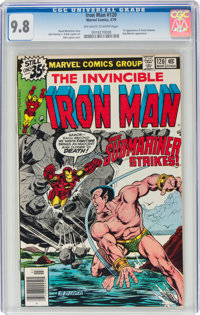 Iron Man #120 (Marvel, 1979) CGC NM/MT 9.8 Off-white to white pages