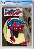 Magazines:Superhero, Spectacular Spider-Man #1 (Marvel, 1968) CGC NM/MT 9.8 White pages....