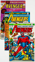 Bronze Age (1970-1979):Superhero, The Avengers Group of 22 (Marvel, 1973-74) Condition: Average VF/NM.... (Total: 22 Comic Books)