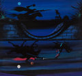 Animation Art:Concept Art, Mary Blair The Adventures of Ichabod and Mr....
