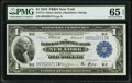 Large Size:Federal Reserve Bank Notes, Fr. 713 $1 1918 Federal Reserve Bank Note PMG Gem Uncirculated 65 EPQ.. ...
