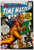 Silver Age (1956-1969):Science Fiction, Rip Hunter Time Master #1 (DC, 1961) Condition: VF-....