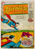 Golden Age (1938-1955):Superhero, Adventure Comics #216 (DC, 1955) Condition: FN+....