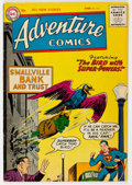 Silver Age (1956-1969):Superhero, Adventure Comics #225 (DC, 1956) Condition: FN....