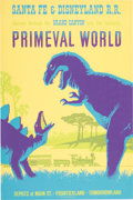 Memorabilia:Poster, Disneyland Primeval World Park Attraction Poster (Walt Disney, 1966). ...