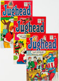 Silver Age (1956-1969):Humor, Jughead Group of 18 (Archie, 1960s) Condition: Average VF.... (Total: 18 Comic Books)