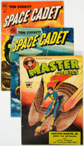 Golden Age (1938-1955):Miscellaneous, Golden and Silver Age Comics Group of 16 (Various Publishers, 1940s-60s) Condition: Average VG.... (Total: 16 Comic Books)