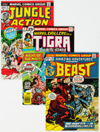 Marvel Bronze Age Comics Group of 6 (Marvel, 1972-76) Condition: Average VF/NM.... (Total: 6 Comic Books)