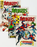 Silver Age (1956-1969):Superhero, The Avengers Group of 19 (Marvel, 1968-71) Condition: Average VF/NM.... (Total: 19 Comic Books)