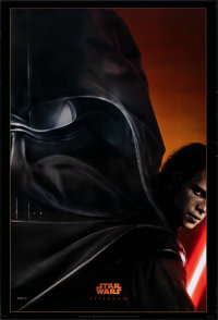 """Star Wars: Episode III - Revenge of the Sith (20th Century Fox, 2005). Rolled, Very Fine+. One Sheet (27"""" X 40""""..."""