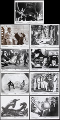 """Movie Posters:Science Fiction, Alien (20th Century Fox, 1979). Very Fine+. Photos (17) (8"""" X 10""""). Science Fiction.. ... (Total: 17 Items)"""