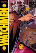 """Movie Posters:Action, Watchmen (Warner Bros., 2009). Rolled, Very Fine. Autographed and Numbered Comic-Con Exclusive One Sheet (27"""" X 40"""") SS, Adv..."""