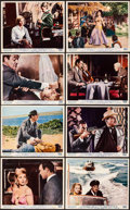 """Movie Posters:James Bond, From Russia with Love (United Artists, 1964). Fine/Very Fine. British Front of House Color Photo Set of 8 (8"""" X 10""""). James ... (Total: 8 Items)"""