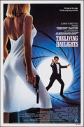"""Movie Posters:James Bond, The Living Daylights (United Artists, 1987). Rolled, Very Fine/Near Mint. One Sheet (27"""" X 41"""") SS. James Bond.. ..."""