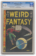 Golden Age (1938-1955):Science Fiction, Weird Fantasy #16 (#4) Al Williamson File Copy (EC, 1950) CGC VG4.0 Light tan to off-white pages. Harvey Kurtzman's story i...