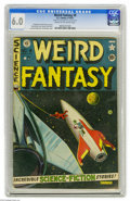 """Golden Age (1938-1955):Science Fiction, Weird Fantasy #9 Al Williamson File Copy (EC, 1951) CGC FN 6.0Cream to off-white pages. This issue featured """"A Mistake in M..."""