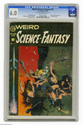 Golden Age (1938-1955):Science Fiction, Weird Science-Fantasy #29 Al Williamson File Copy (EC, 1955) CGC FN6.0 Off-white pages. Russ Cochran called this issue's Fr...