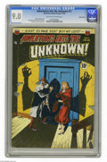 Golden Age (1938-1955):Horror, Adventures Into the Unknown #11 Diamond Run pedigree (ACG, 1950)CGC VF/NM 9.0 Off-white to white pages. Edvard Moritz cover...